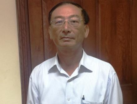 Bị can Nguyễn Xuân Thắng.