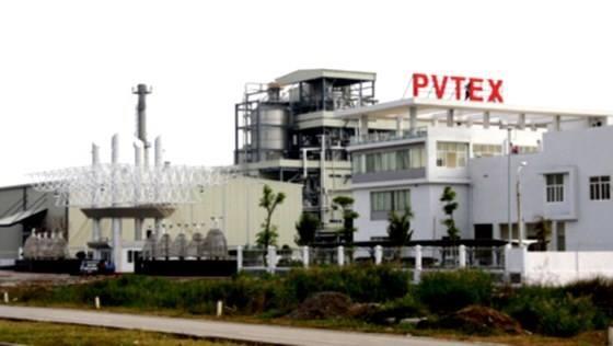PVTex là một trong những dự án thua lỗ đang hết sức khó khăn.