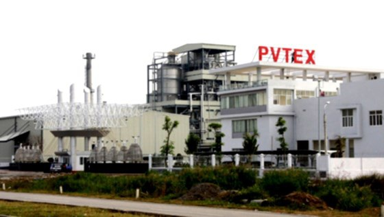 PVTex là một trong số những dự án đầu tư kém hiệu quả của ngành công thương.