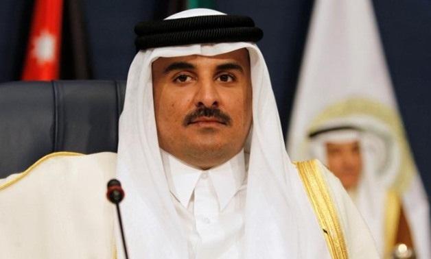 Quốc vương Qatar Sheikh Tamim bin Hamad al-Thani (Ảnh: Reuters)
