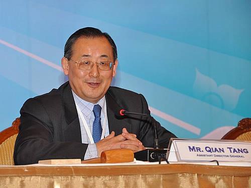 Trung Quốc đã rút ứng viên Qian Tang khỏi cuộc đua vào ghế tổng giám đốc UNESCO và quay sang ủng hộ ứng viên của Ai Cập (Ảnh: UNESCO)
