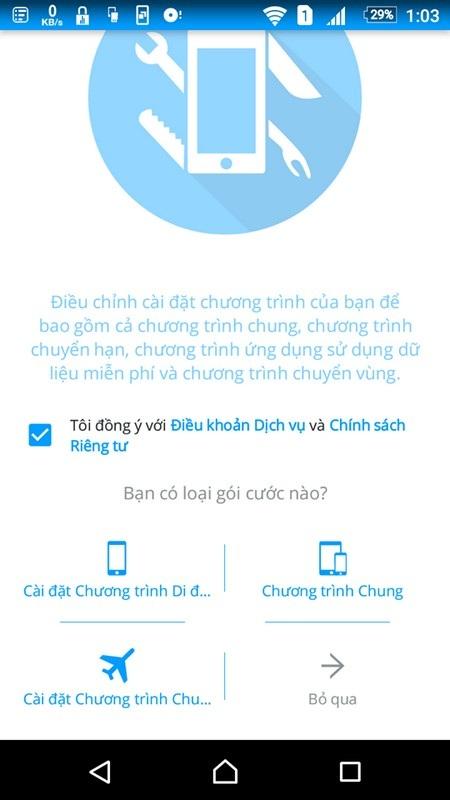 Ứng dụng giúp quản lý dung lượng 3G đã sử dụng trên smartphone - 1