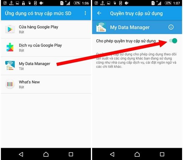 Ứng dụng giúp quản lý dung lượng 3G đã sử dụng trên smartphone - 3