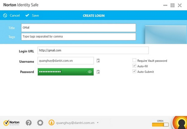 Cách hay để không còn phải ghi nhớ mật khẩu đăng nhập tài khoản trực tuyến - 6