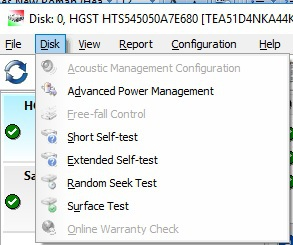 Quản lý tình trạng ổ cứng để đề phòng mất mát dữ liệu do hỏng hóc - 5