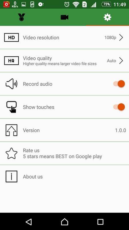 Dễ dàng ghi lại hoạt động trên màn hình smartphone với ứng dụng miễn phí - 6