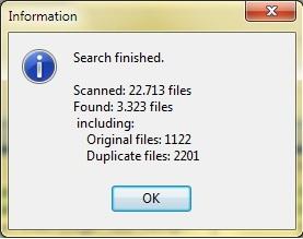 Tìm và loại bỏ file trùng lặp giúp khôi phục dung lượng ổ cứng bị lãng phí - 2
