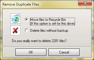 Tìm và loại bỏ file trùng lặp giúp khôi phục dung lượng ổ cứng bị lãng phí - 5