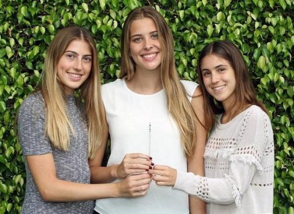 Các cô gái hy vọng phát minh này có thể giúp được nhiều nữ sinh hơn phòng ngừa được nạn xâm hại tình dục trong trường học.