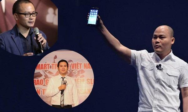 Những lãnh đạo của các thương hiệu Việt đang tiếp tục viết nên trang sử mới cho doanh nghiệp trong nước
