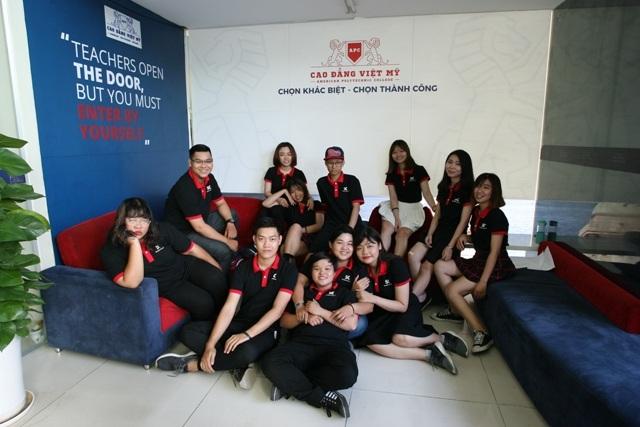 Cao đẳng Việt Mỹ và tinh thần Chọn khác biệt - Chọn thành công