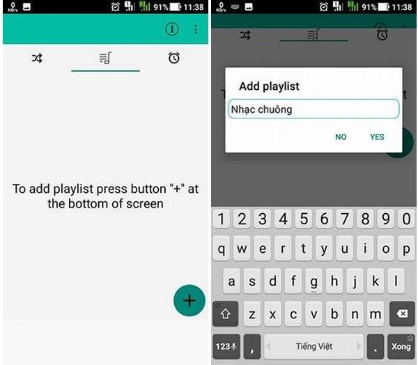 Thủ thuật tự động thay đổi nhạc chuông cuộc gọi hay tin nhắn đến trên smartphone - 2