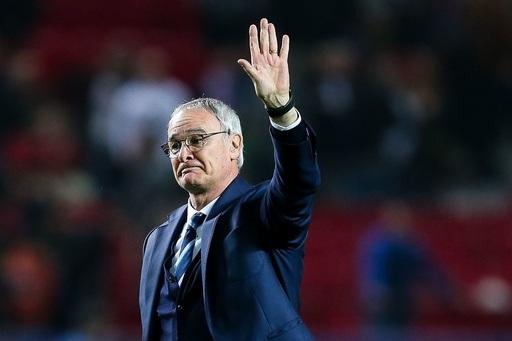 HLV Ranieri có thể trở thành mục tiêu của nhiều CLB Trung Quốc
