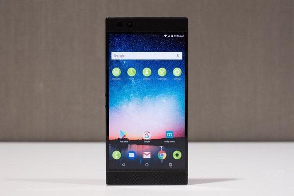 """Razer ra mắt smartphone với cấu hình cực """"khủng"""" dành cho game thủ - 2"""