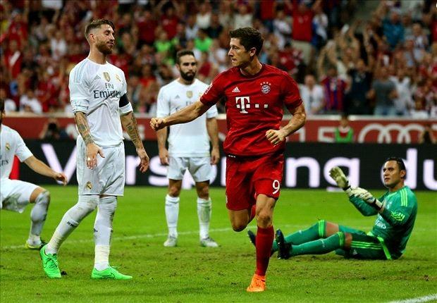 Bayern Munich - Real Madrid là cặp đấu nhiều duyên nợ