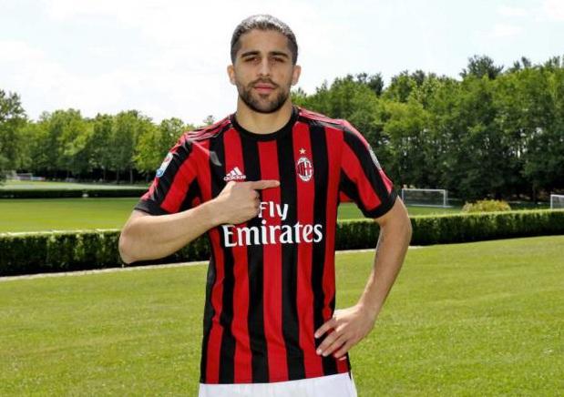 Ricardo Rodriguez ra mắt AC Milan