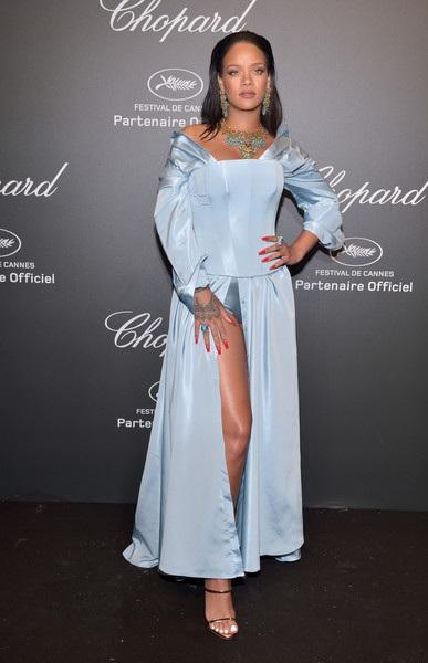 Người mẫu bạch biến nổi bật trong tiệc tại Cannes - 14