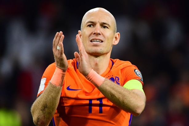 Sau Robben, bóng đá Hà Lan không có gương mặt đủ chất lượng để thay thế