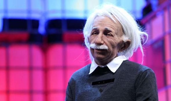 Einstein phiên bản rô-bốt thông minh cảnh báo rằng nhân loại sẽ tự hủy diệt chính mình - 1