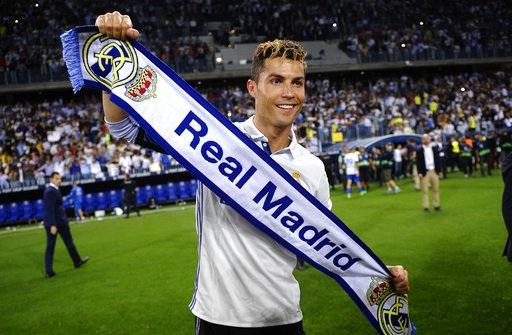 C.Ronaldo ghi 25 bàn trở lên trong 8 mùa giải liên tiếp ở La Liga