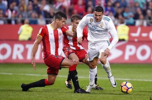 C.Ronaldo thi đấu cực tệ ở La Liga mùa giải này