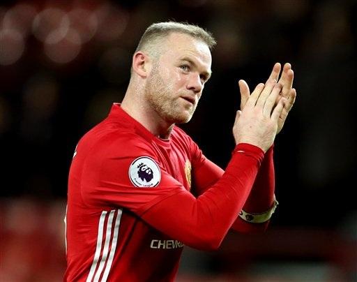 Rooney không có tên trong danh sách MU tham dự trận đấu với Saint-Etienne