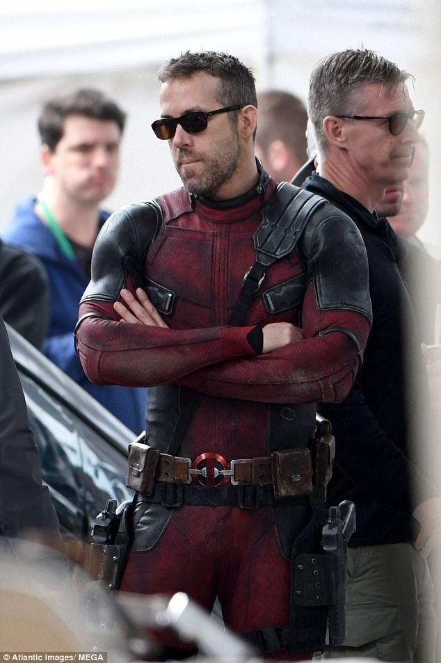 Ryan Reynolds quay lại trường quay của phim Deadpool 2 - 48 tiếng sau cái chết của 1 nữ diễn viên đóng thế