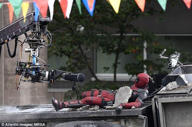Phim của Marvel sử dụng rất nhiều diễn viên dóng thế vì nhiều cảnh hành động nguy hiểm