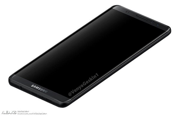 Hình ảnh chính thức của Galaxy S8 bị rò rỉ với nhiều nét tương đồng nhưng cũng khác biệt so với hình ảnh kể trên