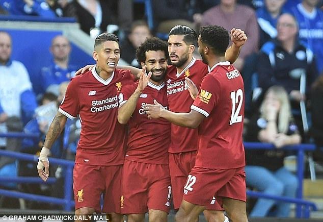 Salah, hợp đồng đáng đồng tiền bát gạo của Liverpool