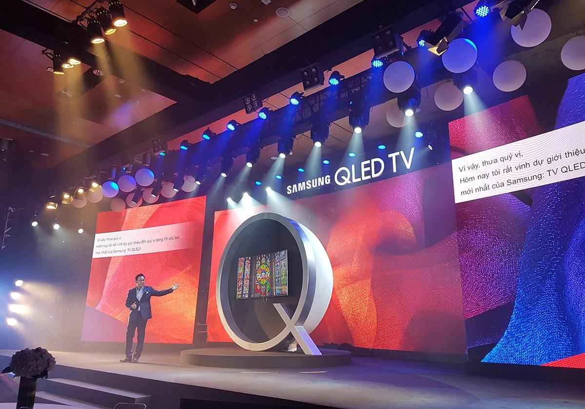 TV QLED đầu tiên chính thức ra mắt tại VN, giá từ 64,9 triệu đồng - 1