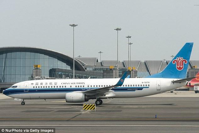 China Southern Airlines là hãng hàng không quốc doanh lớn nhất của Trung Quốc. (Ảnh: Getty)