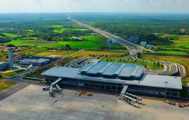 Hoạt động của cảng hàng không quốc tế Cần Thơ hiện tại chỉ Sân bay Cần Thơ chỉ chiếm khoảng 20% công suất thiết kế.