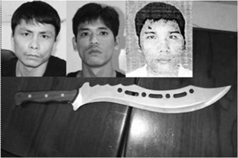 Nhóm đối tượng trộm hộp đen container ở Nam Định và tang vật vụ án