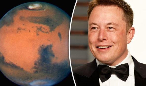 Chiếc xe hơi nhanh nhất thế giới sẽ được phóng lên sao Hỏa - 1
