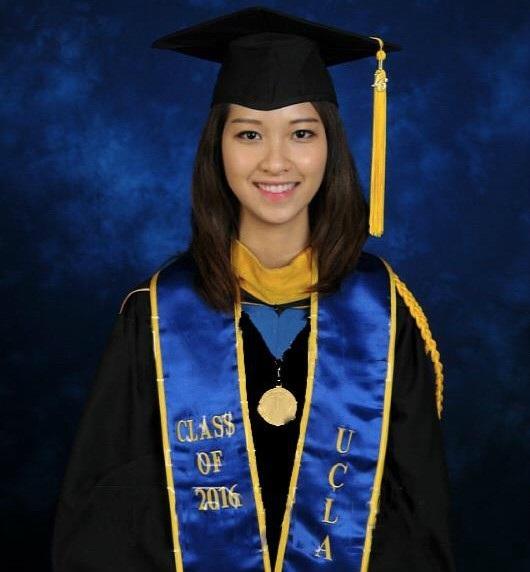 Nguyễn Thị Sao Ly - nữ sinh viên gốc Việt vừa phỏng vấn thành công 8 đại học ở Mỹ, trong đó có học bổng tiến sĩ trị giá 9,3 tỷ đồng của ĐH Johns Hopkins