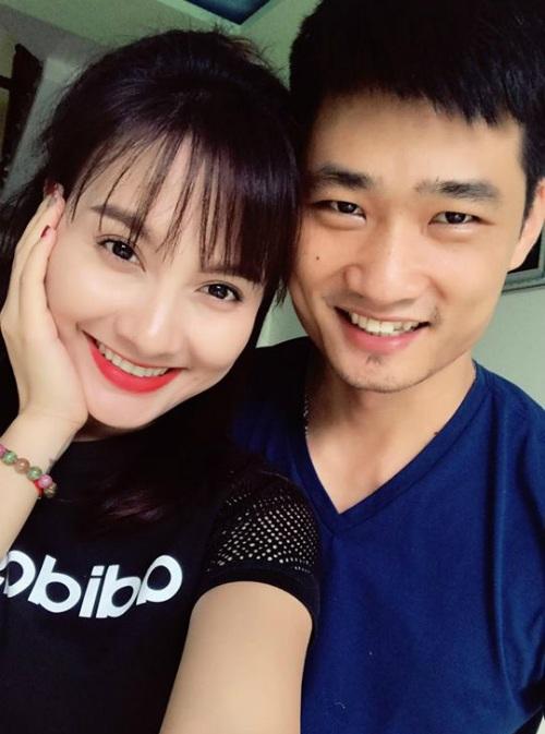 Bảo Thanh đăng ảnh chúc mừng ngày truyền thống ngành công an, được biết, ông xã nữ diễn viên đang công tác trong ngành.