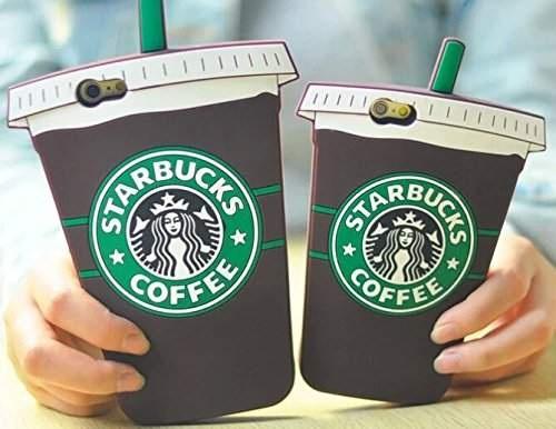 iPhone hay cốc cà phê Starbucks?
