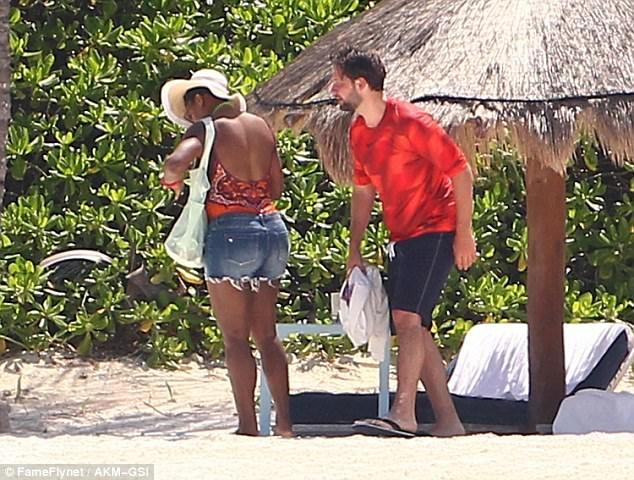 Mang bầu 5 tháng, Serena Williams được chồng tương lai cưng chiều hết mực - 11
