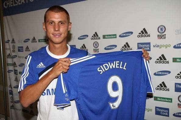 Steve Sidwell