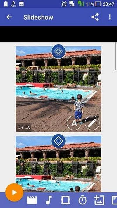 Ứng dụng tạo video trình diễn ảnh với hiệu ứng cực đẹp từ hình ảnh trên smartphone - 2