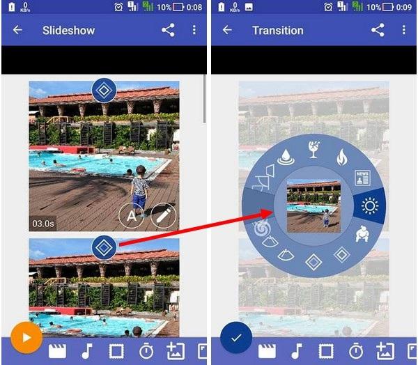 Ứng dụng tạo video trình diễn ảnh với hiệu ứng cực đẹp từ hình ảnh trên smartphone - 3