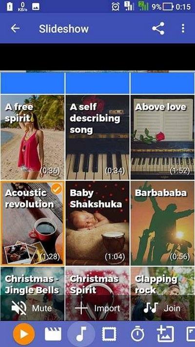 Ứng dụng tạo video trình diễn ảnh với hiệu ứng cực đẹp từ hình ảnh trên smartphone - 5