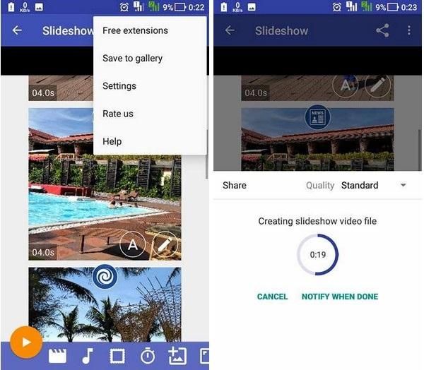 Ứng dụng tạo video trình diễn ảnh với hiệu ứng cực đẹp từ hình ảnh trên smartphone - 7