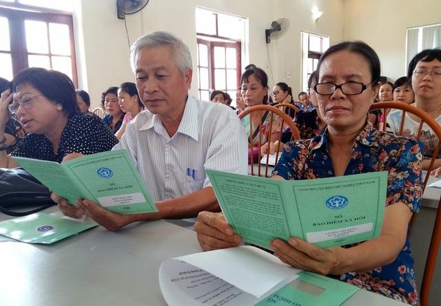 BHXH VN tổ chức bàn giao sổ BHXH cho người lao động ở Hải Phòng