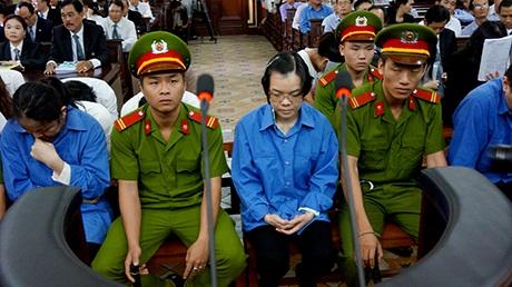 Vụ án Huỳnh Thị Huyền Như (Vietinbank) có số lượng tài sản phải thi hành án rất lớn (Ảnh: Trung Kiên).
