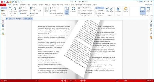 Phần mềm chuyên nghiệp giúp đọc, chỉnh sửa và chuyển đổi file PDF một cách dễ dàng - 3