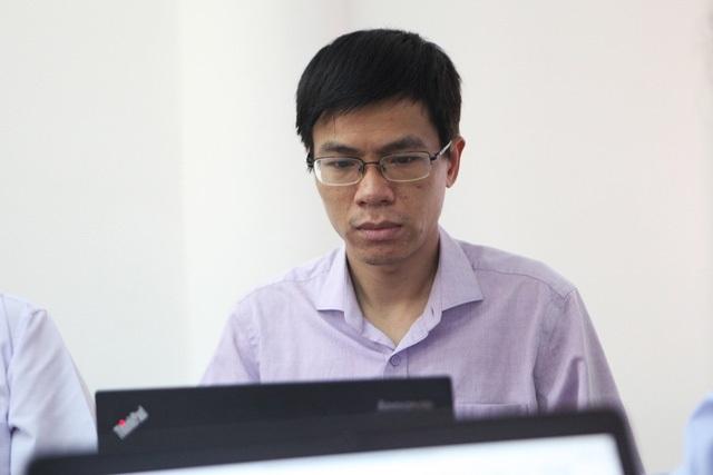 PGS. TS Ngô Hồng Sơn - Viện trưởng Viện CNTT - Đại học Bách khoa Hà Nội.