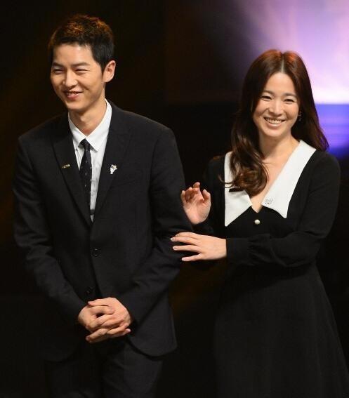 Ngày 31/7/2017 tới đây, Song Joong Ki và Song Hye Kyo sẽ trở thành vợ chồng.