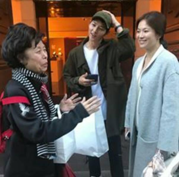 Song Hye Kyo và Song Joong Ki đi nghỉ tiền trăng mật tại Paris - 3
